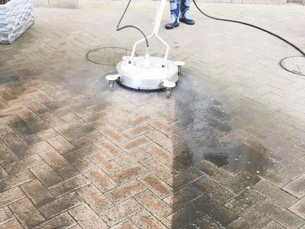洗浄可能な床材・タイル・コンクリート・店舗・ビルのエントランス