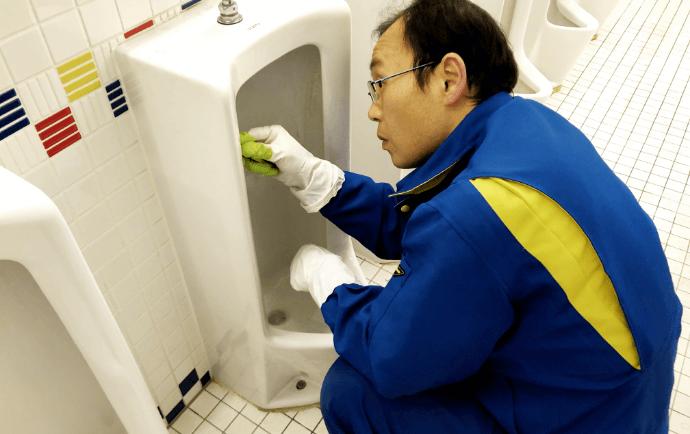 衛生陶器光沢復元施工