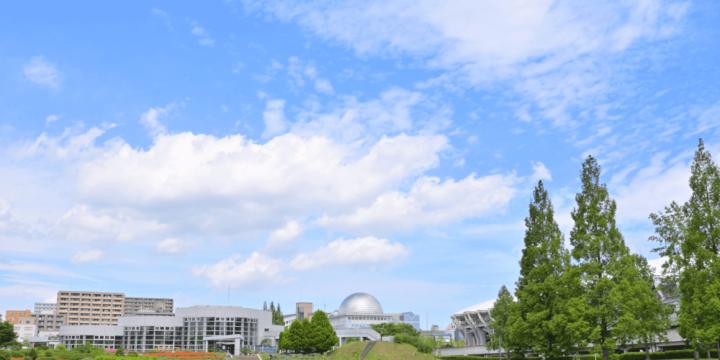 仙台市の風景